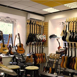 Музыкальные магазины Судогды