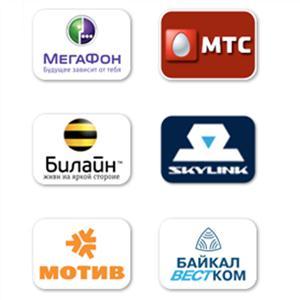 Операторы сотовой связи Судогды