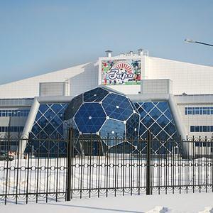 Спортивные комплексы Судогды