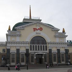 Железнодорожные вокзалы Судогды